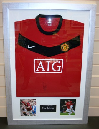 Picture-Framingdirect :: Sport Shirt Framing :: SPORT SHIRT FRAMING ...