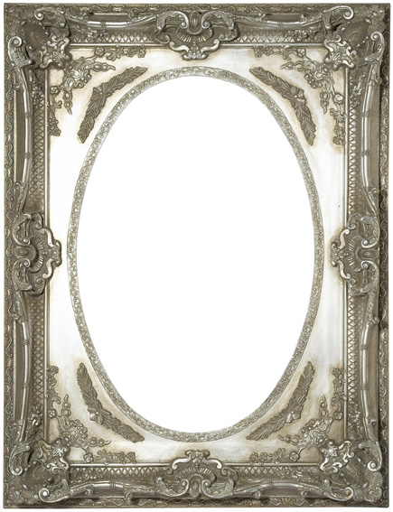 Picture-Framingdirect :: Ready Made Frames :: Ornate oval ...