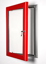 Key Lock poster frame Traffic Red