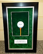 Golf Ball £45