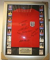 1966 ENGLAND SHIRT £350