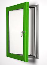 Key Lock poster frame Traffic Green