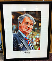 Sir Bobby Robson Ltd Ed £65