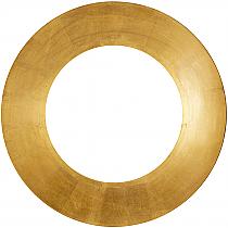 Circular Mirror Gold £85.00